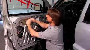 auto repair maintenance installing a manual window regulator auto repair maintenance installing a manual window regulator