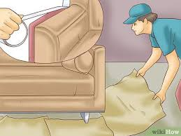 how to dye leather furniture 11 steps