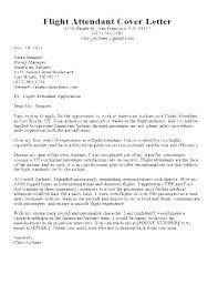 Cabin Crew Cover Letter Emirates Flight Attendant Cover Letter Frankiechannel Com