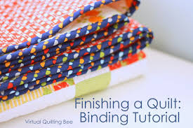 How to Finish and Bind a Quilt - Diary of a Quilter - a quilt blog & For our final installment of the Virtual Quilting Bee, let's talk about  finishing – or binding – a quilt. This is adding that final edge to cover  the raw ... Adamdwight.com