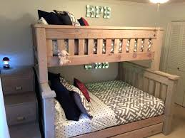 white wooden trundle bed full over twin trundle bed over twin bunk beds wood white plans