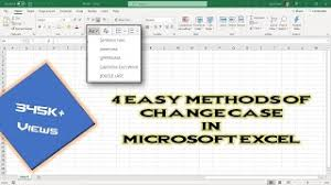 text in microsoft excel 2016 tutorial