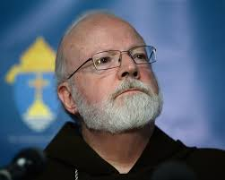 Image result for cardinal sean o'malley mccarrick