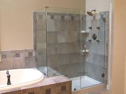 tile tub surround ideas tile shower tub surround ideas frosted glass covering shower area brown marble