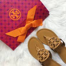 tory burch promo starts now 50 off miller sandals toteore