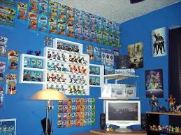 Skylander Bedroom Display Shelf Two New Figurines One Rare One Not Skylander  Bedroom Stickers