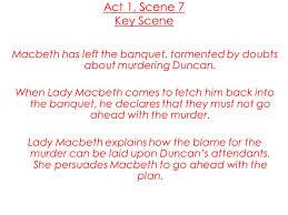 macbeth william shakespeare ppt video online  18 act 1 scene 7