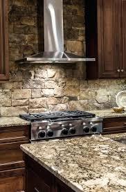 Rock Backsplash Large Size Of Kitchen Stone Glass Tumbled Tile Bathroom