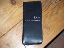 review dior backse make up brush kit