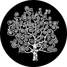 Klimt Tree 78668 Klimt Stencils Art