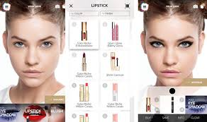 beautyappmakeupgenius created by french beauty brand l oreal paris