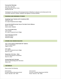 Two Page Resume Examples Two Pages Resume Samples Sample Resume format for Fresh Graduates 79