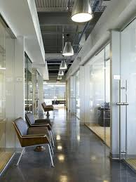 open ceiling lighting. Open Ceiling Design Office Space Interior Beam Lighting .