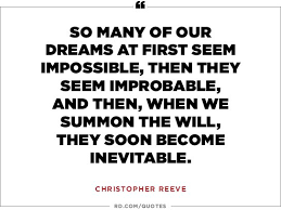 Quotes For Dreaming Big Best Of 24 Dream Big Quotes That Motivate You To Aim Higher Reader's Digest