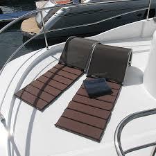 deck lounge chair ryunyc com yacht sun lounger adjule beach relax valdenassi
