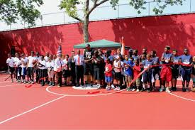 carmelo anthony house basketball court. Delighful Carmelo CarmeloAnthonyRedHookBBCourt Inside Carmelo Anthony House Basketball Court P
