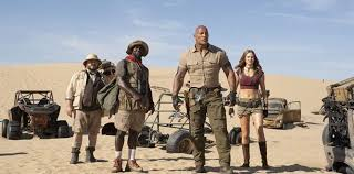 Jumanji: The Next Level Movie Review for Parents