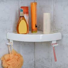 Badezimmer Dusche Ecke Lagerung Papierregal Halter Dusche Caddy