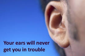ears quotes