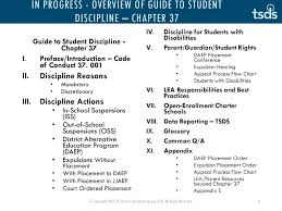 Student Discipline Policy Chapter Ppt Download