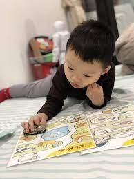Trò chơi mê cung phát triển trí não cho bé - Cha mẹ ngày nay