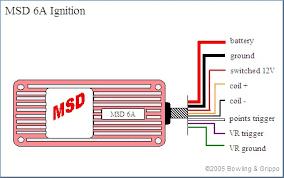 msd hei wiring diagram wiring diagram msd 6al wiring diagram mustang at Msd 6a Wiring Diagram Gm