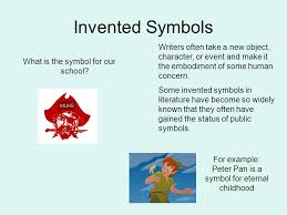 what is a symbol in literature symbolism in literature ppt today s  symbolism in literature ppt invented symbols writers often take a new object character or event and
