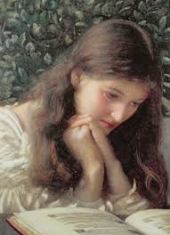 Idle Tears - Edward Robert Hughes. You need to login or signup to add your comment to this work. - idle-tears-edward-robert-hughes-1352210256_b