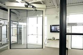 ark lumber glass door frame sliding doors modern black aluminium clear repairs