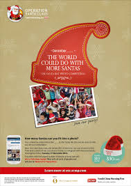 Santa Hat Day Photo Competition Operation Santa Claus 2017