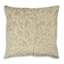 Michael Aram Tree of Life Appliqud Velvet Decorative Pillow, 20
