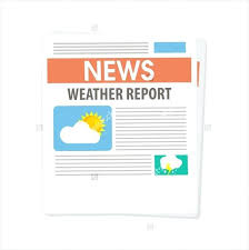 Newspaper Template After Effects Free Weather Report Template Download Weather Forecast Pack After Effects