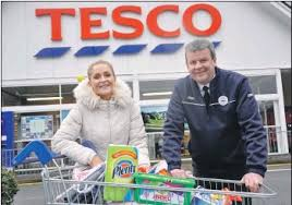 Sharon wins a trolley load of shopping - PressReader