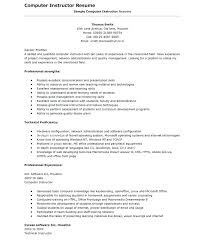 Example Of Technical Skills On Resume Technical Support Resume ...