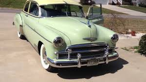 Frame-Off 1950 Chevy Styleline 2dr Deluxe for sale $29,999 www ...
