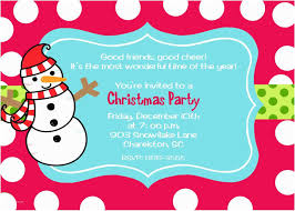 Christmas Birthday Party Invitations 32 Hilarious Christmas Party Invitation Wording Nailartssravi