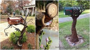 47 Insanely Unusual And Cool Mailboxes For Your Home