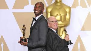 Oscars 2018: Kobe Bryant adds an Academy Award to his trophy case