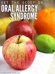 Oral Allergy Syndrome and Why Your Mouth is Itchy