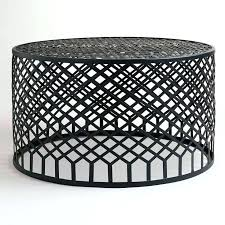 black outdoor side table round outdoor side table brilliant outdoor metal side table pertaining to best