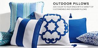 Outdoor Throw Pillows All Weather Pillows Monogrammed Outdoor