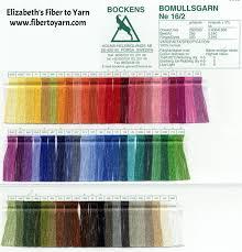 Bockens 16 2 Cotton 250g Un Mercerized Fiber To Yarn