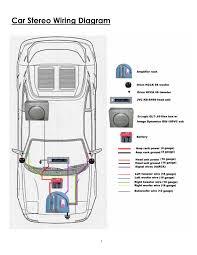 car audio wiring diagram wellread me 02 Nissan Altima Radio Wire Harness car audio wiring diagram