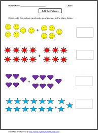 Addition Worksheets Visual Worksheets for all   Download and Share ...