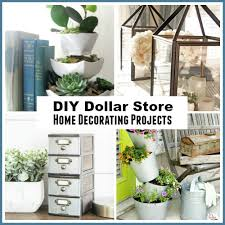 Dollar Store Home Decor Ideas Design