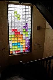 Tetres Window 3 It Art Paintings In 2019 Glass Block