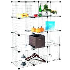 grid wire modular shelving and storage cubes wire storage cubes storage cubes storage organize it black wire storage wire cube shelving system it black wire