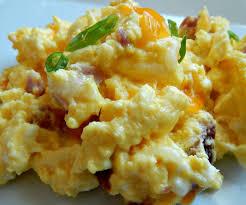 Light Egg Dishes