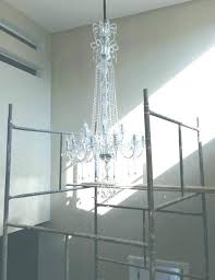 home improvement modern foyer chandeliers crystal chandelier s large collection of for fo