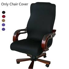 office armchair covers. Office Chair Covers Cover Computer Universal Boss  Modern Style High Back Armchair